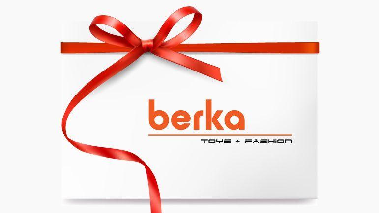 Geschenkgutschein von Berka Toys + Fashion