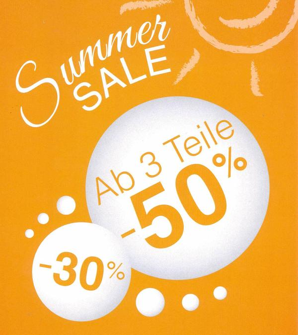 Fashion Summer Sale
