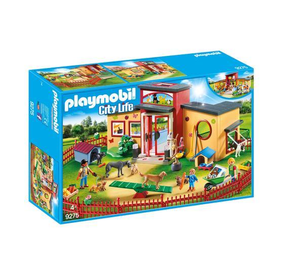 "Playmobil Tierhotel ""Pfötchen"""